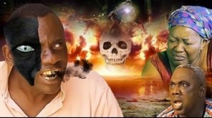 LIVING WITH A UNCLE WHO IS AN ANIMAL(Akrobeto) 2 Ghana Movie